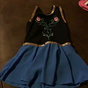 Other - Princess Anna dance dress size 3-4Y